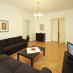 Апартаменты Prague Central Exclusive Apartments Студия