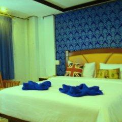 Отель Bangkok Condotel 3* Номер Делюкс с различными типами кроватей фото 11