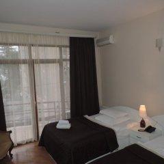 Отель VIP Victoria 3* Стандартный семейный номер разные типы кроватей фото 12