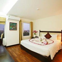 Hue Serene Shining Hotel & Spa 3* Улучшенный номер с различными типами кроватей фото 2