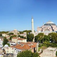 The And Hotel Istanbul - Special Class Турция, Стамбул - 6 отзывов об отеле, цены и фото номеров - забронировать отель The And Hotel Istanbul - Special Class онлайн приотельная территория
