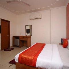 Отель Ashoka International Индия, Нью-Дели - отзывы, цены и фото номеров - забронировать отель Ashoka International онлайн комната для гостей фото 2