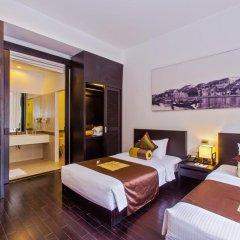Hoi An Historic Hotel 4* Улучшенный номер с различными типами кроватей фото 2