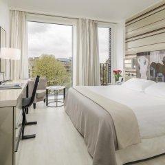 Отель H10 London Waterloo 4* Стандартный номер с различными типами кроватей фото 5