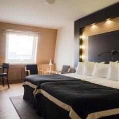 Отель Lundia Швеция, Лунд - отзывы, цены и фото номеров - забронировать отель Lundia онлайн комната для гостей фото 4