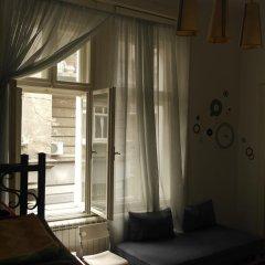 Time Hostel Кровать в общем номере с двухъярусной кроватью фото 14