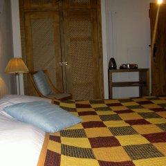 Отель A Lagosta Perdida Стандартный семейный номер разные типы кроватей фото 13