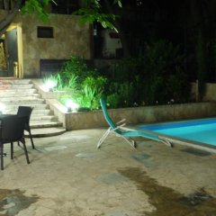 Отель Сани Тбилиси бассейн фото 3