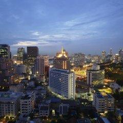 Отель Bandara Suites Silom Bangkok балкон