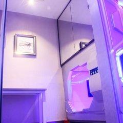 Pengheng Space Capsules Hotel ванная фото 2