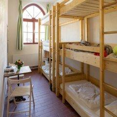 Subraum Hostel Кровать в общем номере с двухъярусной кроватью фото 4