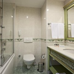 Salmakis Resort & Spa 5* Стандартный номер с различными типами кроватей фото 2