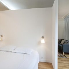 Апартаменты Rambuteau Apartment комната для гостей фото 4