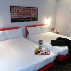 Отель Allegroitalia Espresso Darsena 3* Стандартный номер с различными типами кроватей фото 4