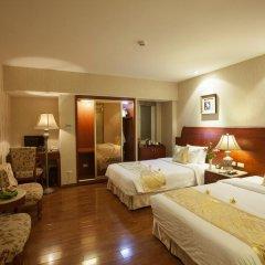 Tirant Hotel 4* Номер Делюкс с различными типами кроватей фото 4
