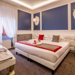 Отель Grande Albergo Roma 4* Стандартный номер фото 4