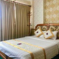 Отель Cap Saint Jacques 3* Улучшенный семейный номер с двуспальной кроватью фото 3