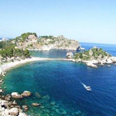 Отель Naxos Holiday Италия, Джардини Наксос - отзывы, цены и фото номеров - забронировать отель Naxos Holiday онлайн пляж