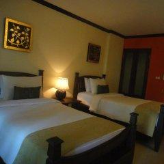 Отель Seashell Resort Koh Tao 3* Номер Делюкс с двуспальной кроватью фото 3