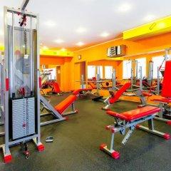 Загородный отель Райвола фитнесс-зал