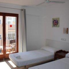 Отель Hostal Las Nieves Стандартный номер с 2 отдельными кроватями фото 14