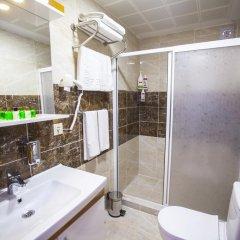 Отель Papatya Apart Стамбул ванная фото 2