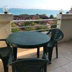 Апартаменты Dom-El Real Apartments in Sea View Complex балкон