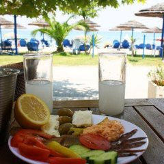 Отель Rigakis Греция, Ханиотис - отзывы, цены и фото номеров - забронировать отель Rigakis онлайн питание фото 2