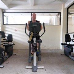 Kiwi Hotel фитнесс-зал фото 3