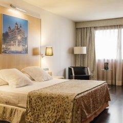 Отель Abba Centrum Alicante 4* Стандартный номер с различными типами кроватей фото 5