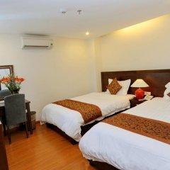 Hanoi Golden Hotel 3* Улучшенный номер с 2 отдельными кроватями фото 2