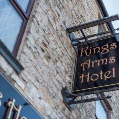 Отель The Kings Arms спортивное сооружение