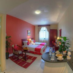 Отель Al Maha Regency 3* Стандартный номер с различными типами кроватей фото 2