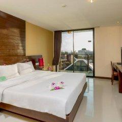 Отель PGS Hotels Patong 3* Номер Делюкс с двуспальной кроватью фото 6