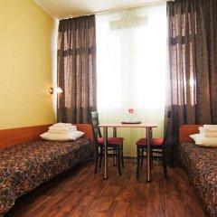 Мини-отель на Электротехнической Стандартный номер с 2 отдельными кроватями фото 8