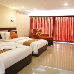 Hotel La Villa Khon Kaen 3* Номер Делюкс с различными типами кроватей фото 5