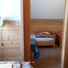 Отель Camping Harenda Pokoje Gościnne i Domki Стандартный семейный номер фото 7