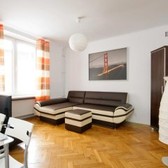Апартаменты P&O Apartments Galeria Bracka Варшава комната для гостей фото 5