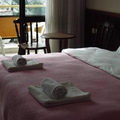 West Ada Inn Hotel 3* Стандартный семейный номер разные типы кроватей фото 4
