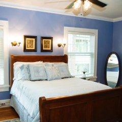 Отель Hawthorne Park Bed and Breakfast 3* Номер Делюкс с различными типами кроватей фото 5