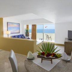 Отель Tesoro Ixtapa - Все включено 3* Апартаменты с различными типами кроватей фото 2