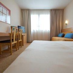 Отель Novotel Torino Corso Giulio Cesare 4* Стандартный номер с различными типами кроватей фото 2