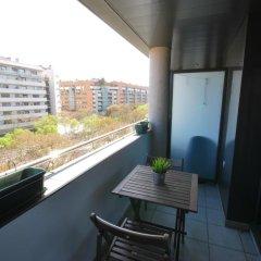 Отель Taulat Sdb Барселона балкон