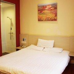 Отель Hanting Express Lingxiao Square 2nd Branch комната для гостей