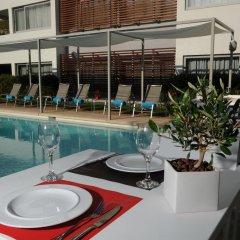 Brasil Suites Hotel & Apartments бассейн фото 2