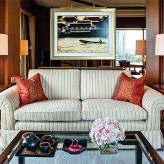 Отель The Peninsula Bangkok 5* Люкс повышенной комфортности с разными типами кроватей фото 2