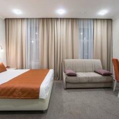 Гостиница Павелецкая Аэро 3* Номер Делюкс разные типы кроватей фото 4