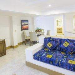 Отель Tesoro Ixtapa - Все включено 3* Апартаменты с различными типами кроватей фото 6