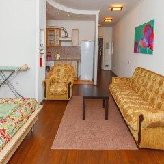 Апартаменты Petal Lotus Apartments on Tsiolkovskogo Апартаменты с разными типами кроватей фото 14