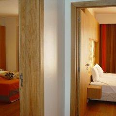 Отель Apartamentos Turisticos Atlantida Улучшенные апартаменты разные типы кроватей фото 4
